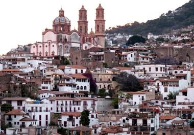 Taxco Cityscape