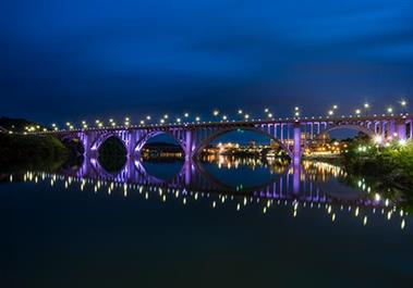 Henley Bridge Knoxville TN