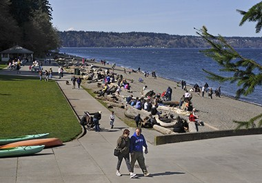 Point Defiance - Owen Beach
