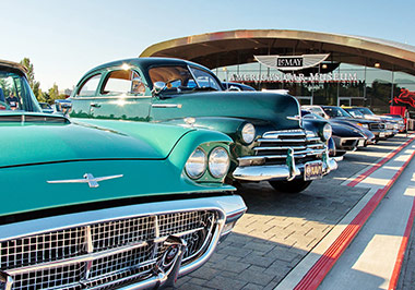 Cruise in at ACM