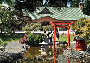 Point Defiance Pagoda