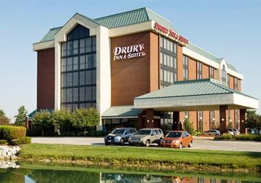 Drury Inn & Suites East - Evansville, IN