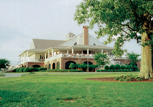Hampton Cove Clubhouse, RTJ Golf Trail