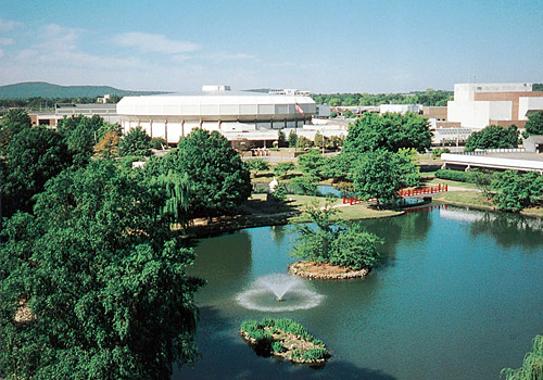 Big Spring Park & Von Braun Center