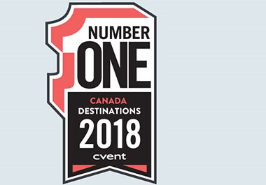 Top 10 Canada Meeting Destinations 2018