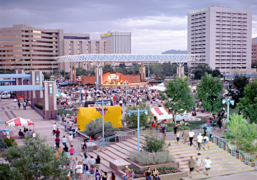 Albuquerque Civic Plaza