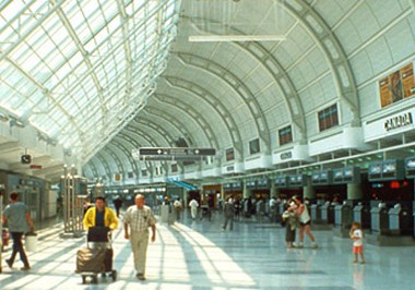 Pearson International Airport, ON