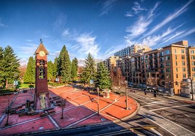 Downtown Vancouver - Esther Short Park