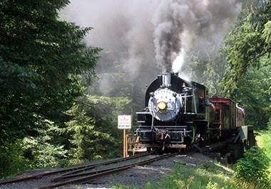 Chelatchie Prairie Railroad  North Clark County