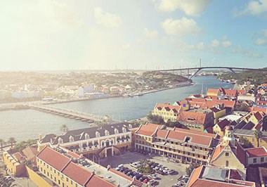 Curaçao Cityscape