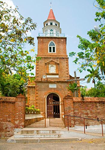 Cathedral St. Jago De La Vega