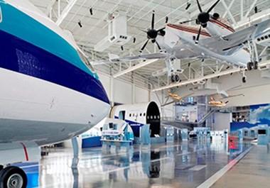 Future of Flight Gallery