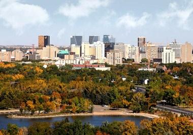 Regina Cityscape