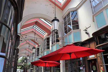 Burlington Arcade Shopping