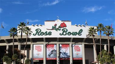 Rose Bowl Stadium - Rose Bowl Game