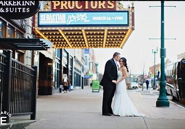 Proctors Theatre in Downtown Schenectady