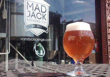 Mad Jack Brewery