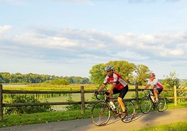 Mohawk Hudson Bike Trail