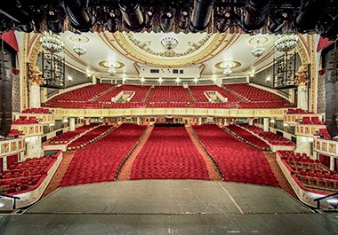 Mainstage at Proctors Theatre