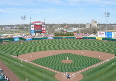 Hammons Field - Home of the Springfield Cardinals