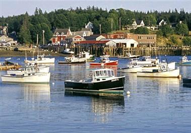 Booth Bay Harbor, Portland
