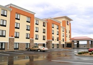 Comfort Suites - Kingsport