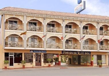 Americas Best Value Inn- Posada El Rey Sol