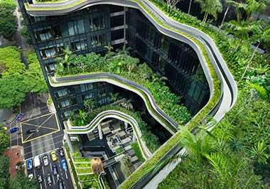 Rooftop Garden at PARKROYAL @ Pickering