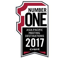 Top 25 APAC Meeting Destinations 2017
