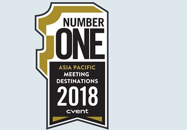 Top 25 APAC Meeting Destinations 2018
