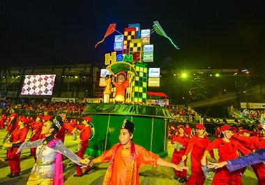 Chingay Festival 2013