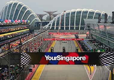 Formula 1 Singapore Airlines Singapore Grand Prix