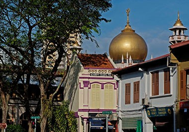 Kampong Glam – Malay Cultural Precinct