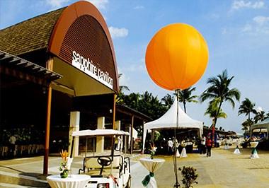 Sapphire Pavilion – Beachfront venue at Sentosa