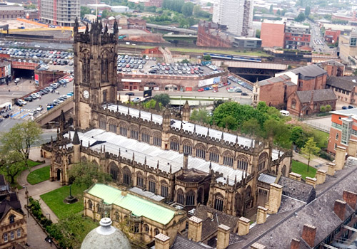 Manchester Cathedral and Visitor Centre