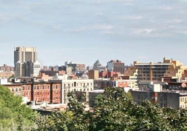 Harlem Cityscape