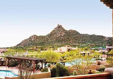 Four Seasons Resort and Spa Scottsdale