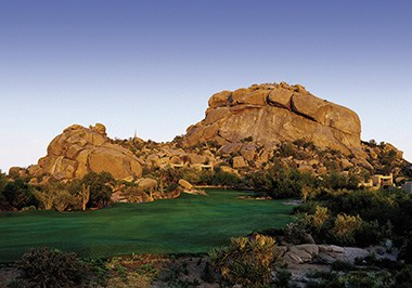 Boulders Golf Course, Hole-5