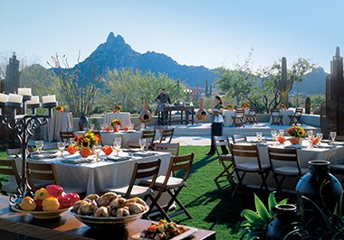 Ironwood Terrace at Four Seasons Scottsdale