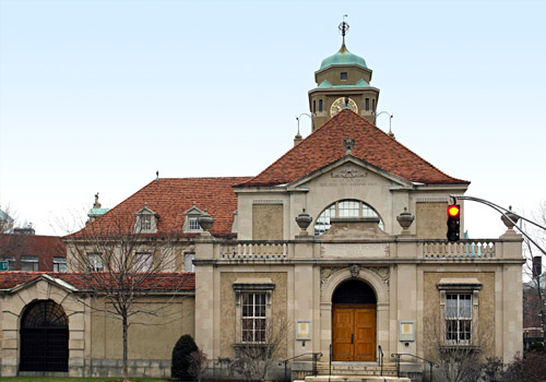 Adolphus Busch Hall