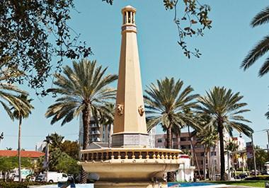 North Miami Beach Fountain