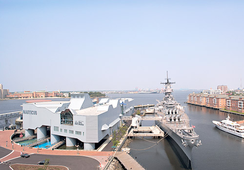Nauticus Science Center