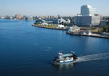 Ferry Marina