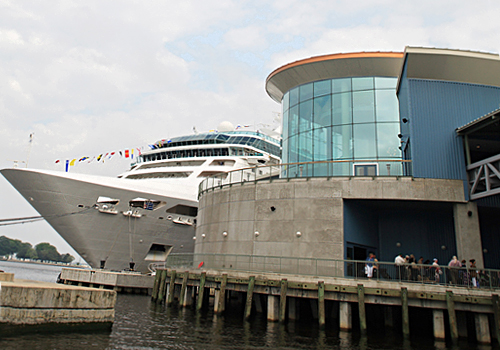 Half Moone Cruise and Celebration Center