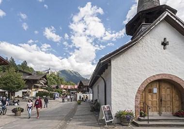 Gstaad Kapälliplatz