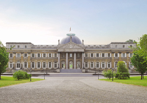 Royal Castle of Laeken