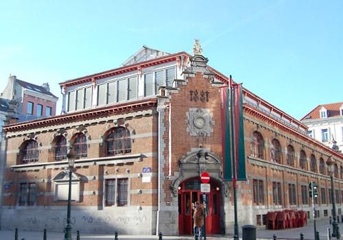 Halles Saint Gery