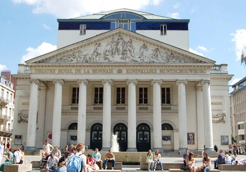 La Monnaie Theatre
