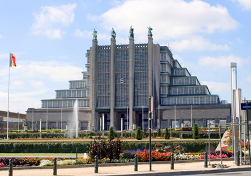 Brussels World Expo Hall