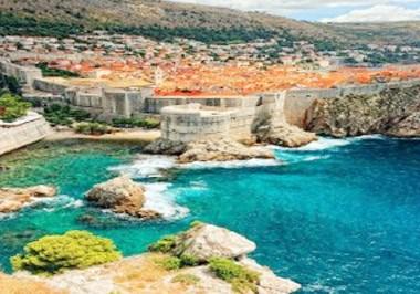 Dubrovnik cityview